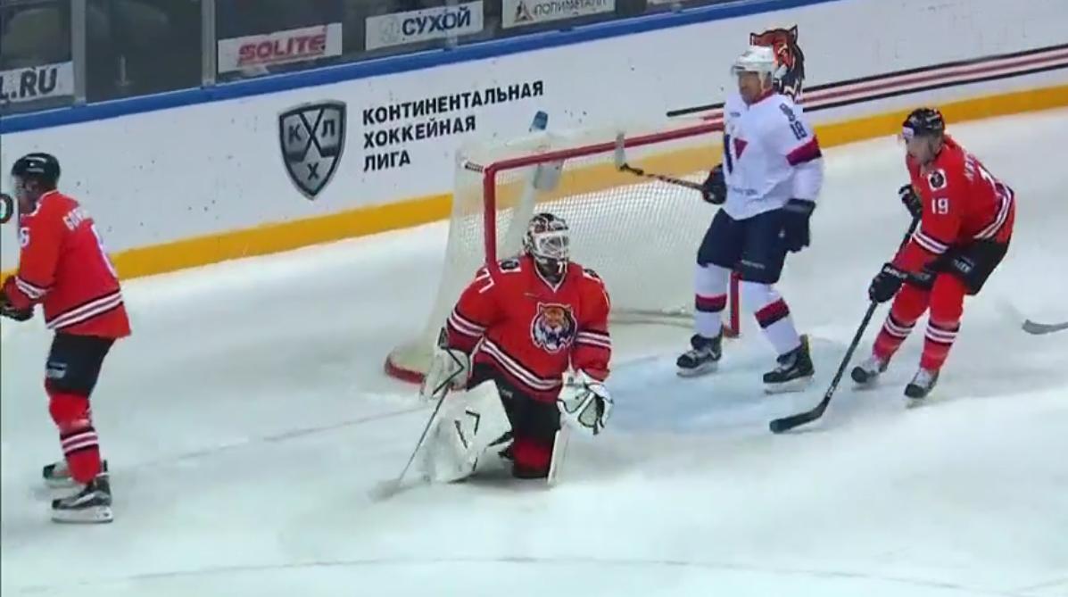 Slovan dáva prvý gól