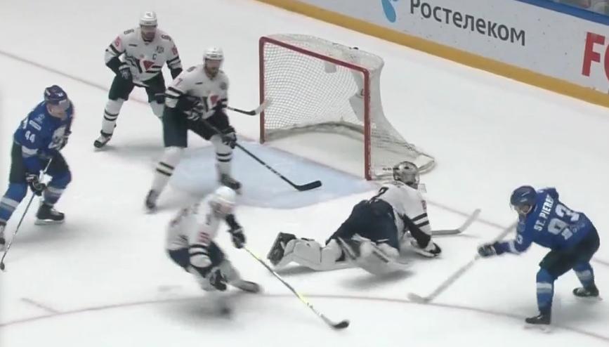 HC Slovan verzus Barys Astana