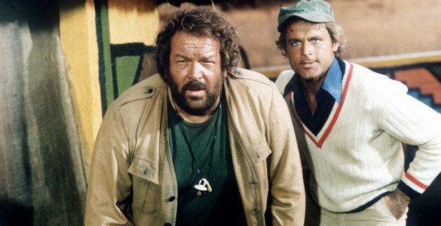 Bud Spencer a Terenc