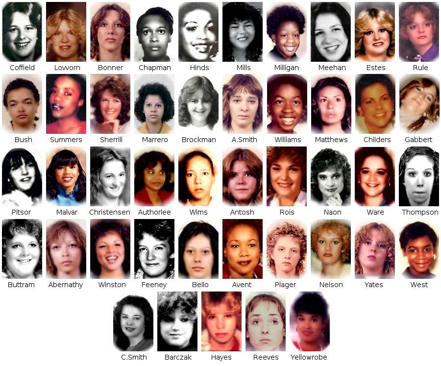 Gary Ridgway obete 1