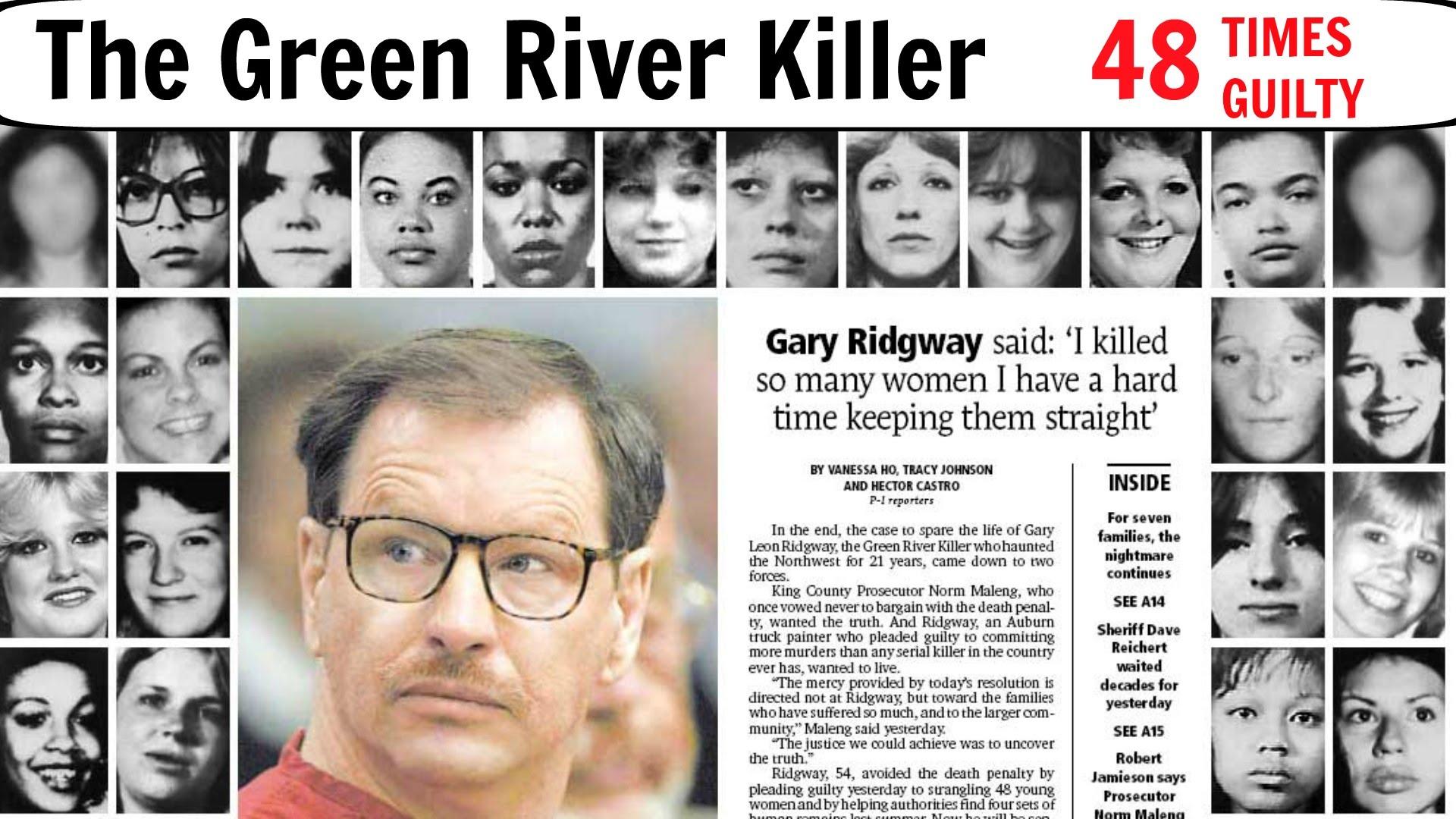 Gary Ridgway obete 2
