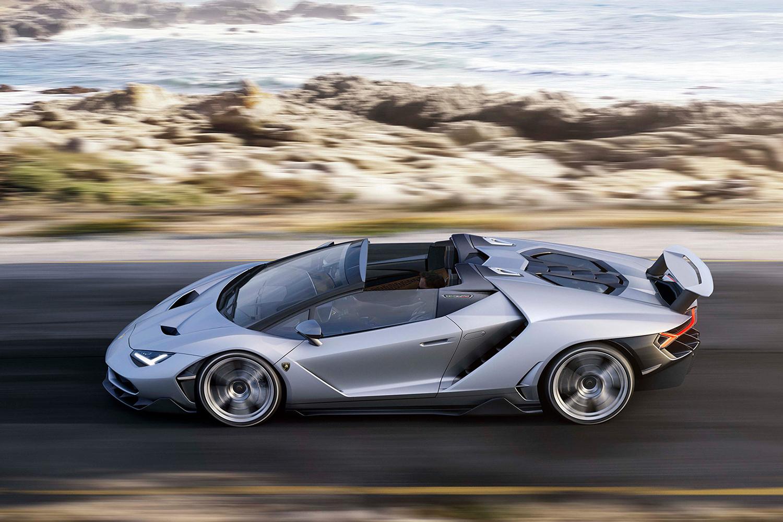 Lamborghini predstavilo Centenario Roadster za 2,3 milióna dolárov 02