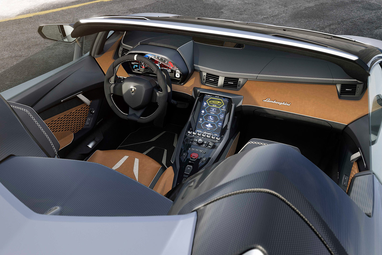 Lamborghini predstavilo Centenario Roadster za 2,3 milióna dolárov 08