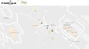 Pokéslava je mapa s aktuálnou polohou Pokémona Pokemon Pikachu Charizard Nintedo 02