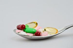 lieky vitamíny