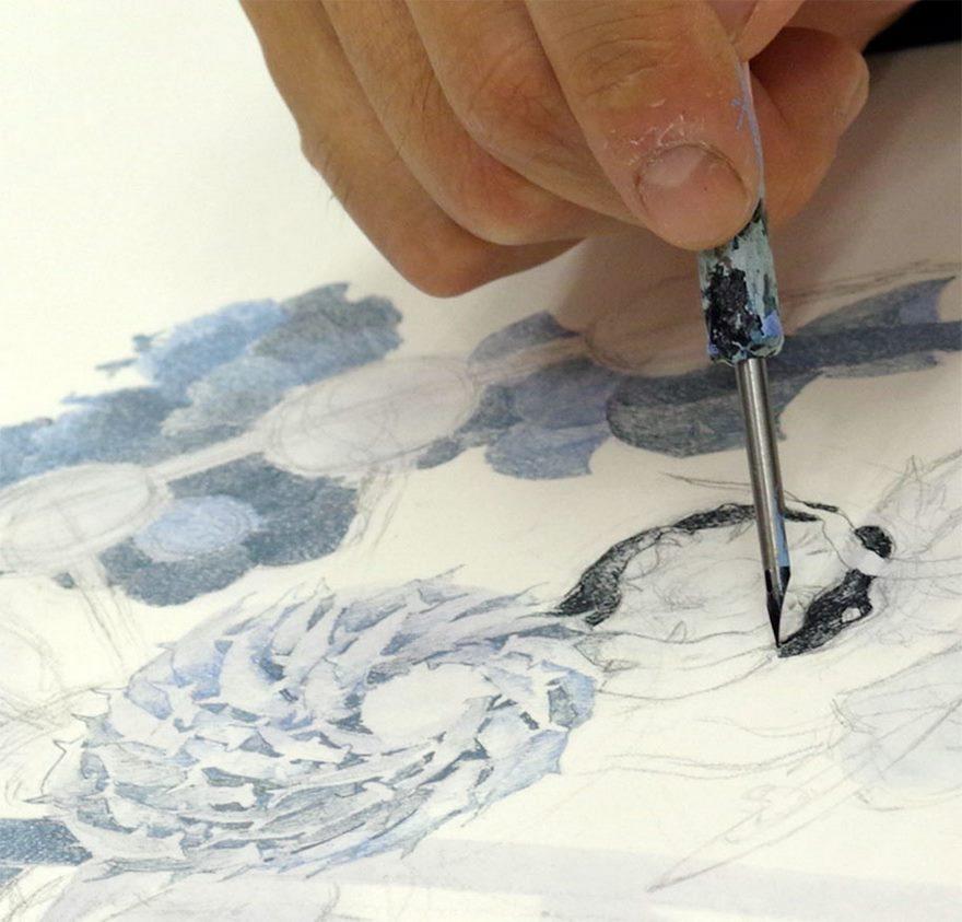 pen-ink-drawing-rebirth-manabu-ikeda-03