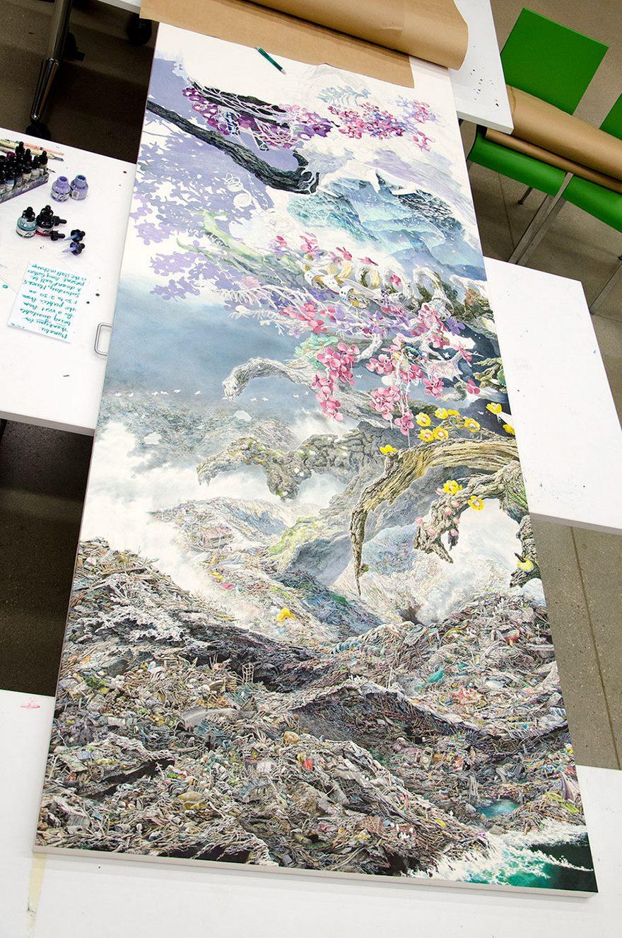pen-ink-drawing-rebirth-manabu-ikeda-10